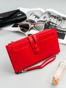 Peňaženka - Milano do ruky, červená