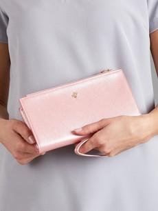 Peňaženka - Milano do ruky, ružová