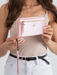 Peňaženka - na ruku Milano design ružová