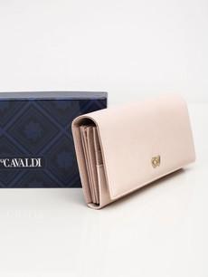 Peňaženka - elegantná Cavaldi koženková ružová