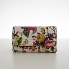 Peňaženka - jarné kvety, fuchsia