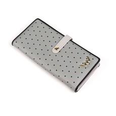 Peňaženka - Halinna šedá