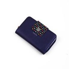 Peňaženka - Gene tmavomodrá