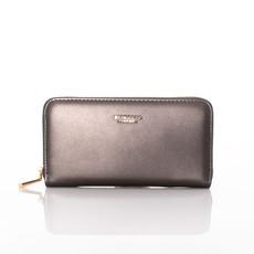 Peňaženka - Diana autumn na zips šedá