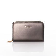 Peňaženka - stredná autumn Diana šedá