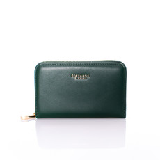 Peňaženka - stredná autumn Diana zelená